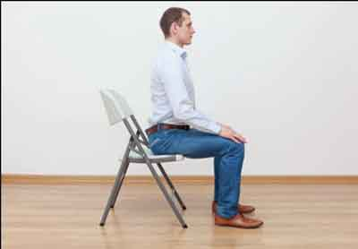 Is Sitting On The Edge Of A Chair Bad For You
